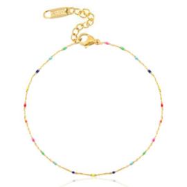 Bracelet Rainbow - Gold
