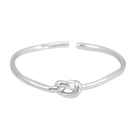 Ring Knot - Silver