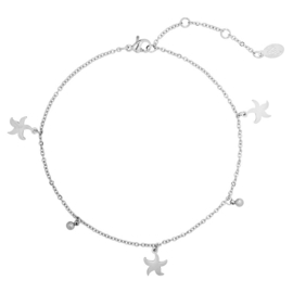 Ankle Bracelet - Ocean Star
