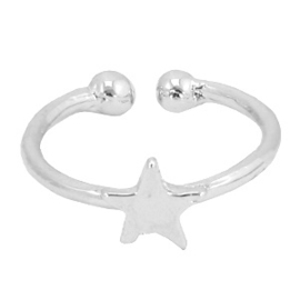 Ring Little Star - Silver