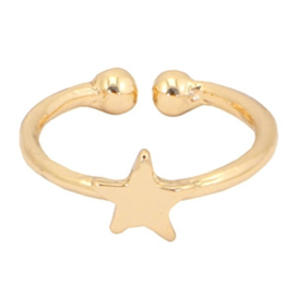 Ring Little Star - Gold