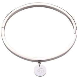 Bracelet Astrology Kreeft - Silver