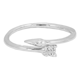 Ring Arrow - Silver
