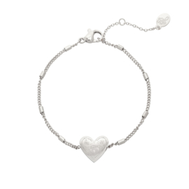 Bracelet Love To Travel - Silver