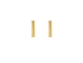Bar Stud - Gold