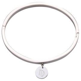 Bracelet Astrology Maagd - Silver