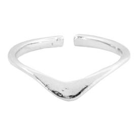Ring V - Silver