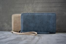 Wave Wallet - Beige