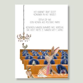 Gein Konijn 'Politiek'