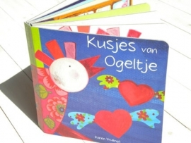 Kinderboek 'Kusjes van Ogetlje'