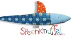 Speenknuffel Haai 'Tim'