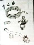 Junkers Set sanitair warm water voor Suprapur KSBR