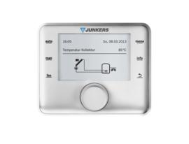 Junkers CS 200 Solar regelaar