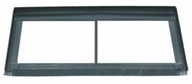 Junkers FKI 11-2 Basisset voor bevestiging van 2 horizontale zonnepanelen FKC-2 W in schuin dak