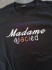 Madame ajacied