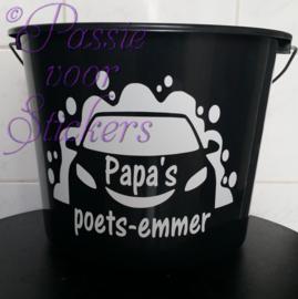 Papa's poets-emmer