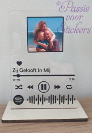 Mijn Spotify herinnering aan jou....