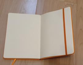 a5 notitieboek Mijn Juf of Meester is...