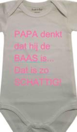 Romper Papa denkt...