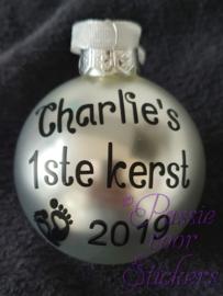 (naam) 1ste kerst 2019