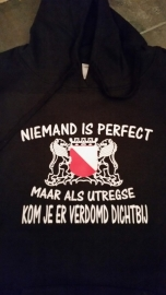 Niemand is perfect