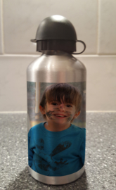Bidon/Waterfles 500ml met foto