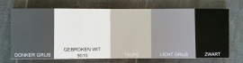 Geboortebord/tekstbord kleuren