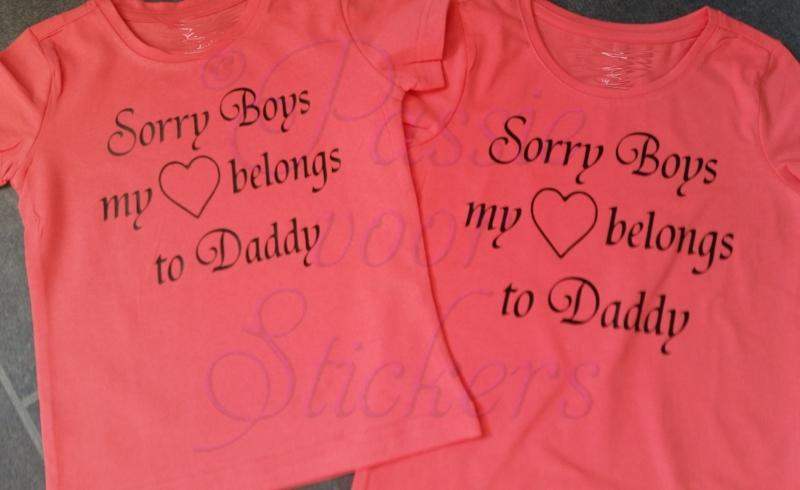 Sorry boys...