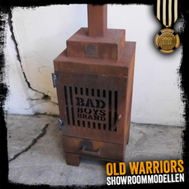 THUMBS UP (GATE) - OLD WARRIOR #033017
