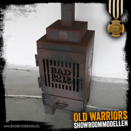 THUMBS UP (GATE) - OLD WARRIOR #044489