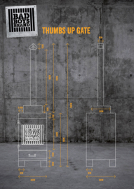 THUMBS UP (GATE) - OLD WARRIOR #033320