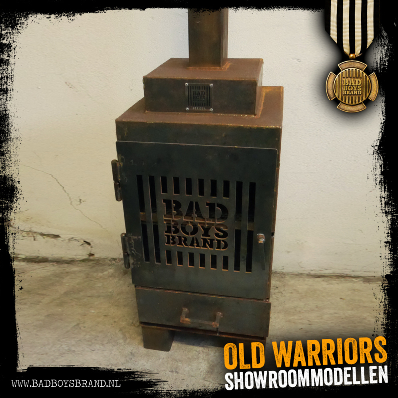 THUMBS UP (GATE) - OLD WARRIOR #033224