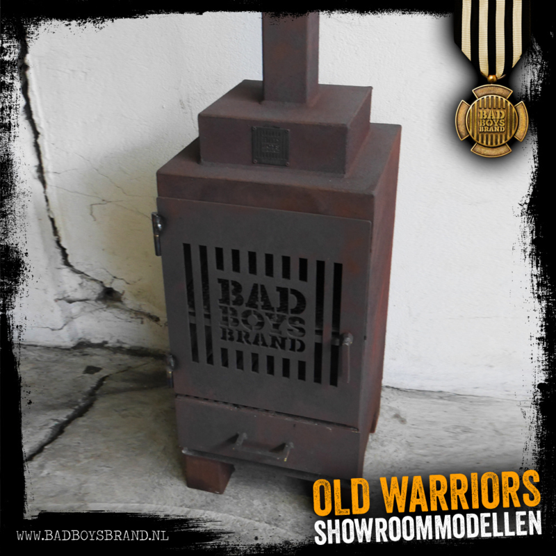 THUMBS UP (GATE) - OLD WARRIOR #033481