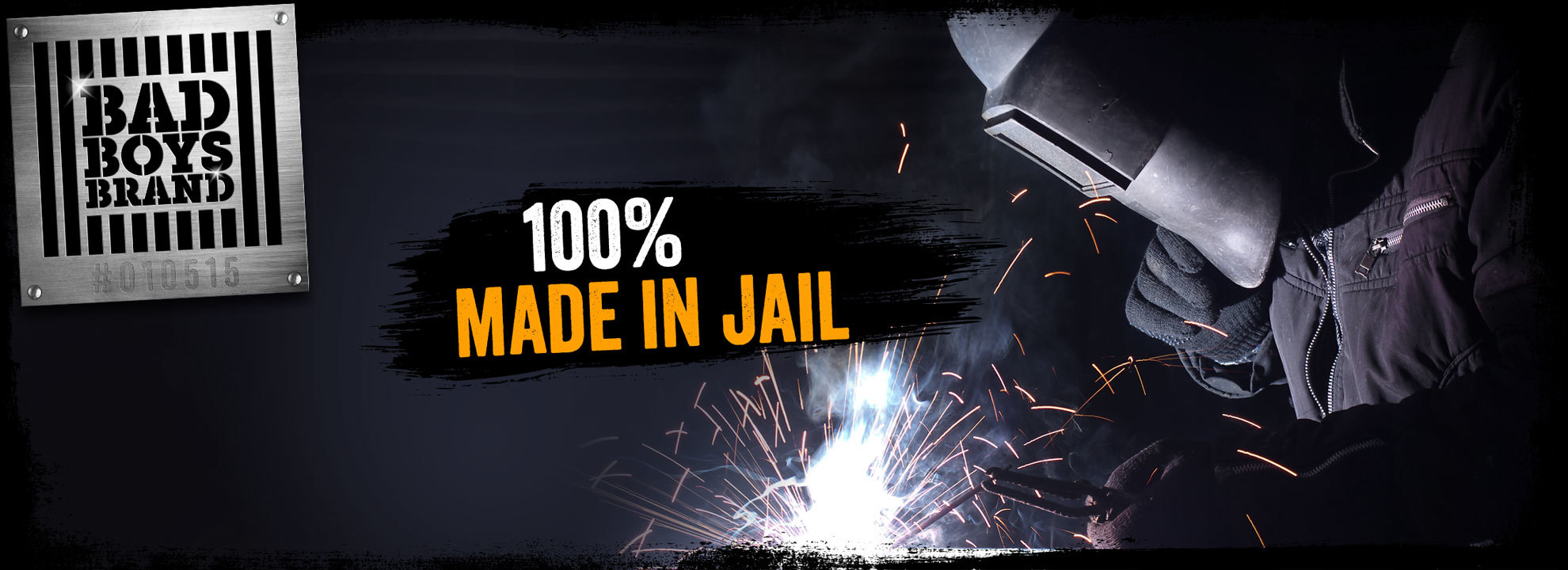 100% Made in Jail