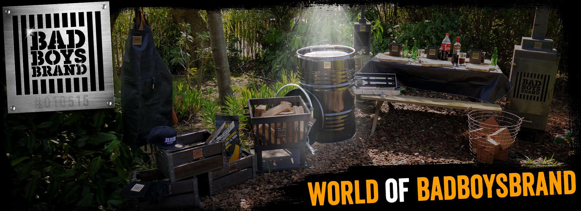 World of BadBoysBrand BBQ
