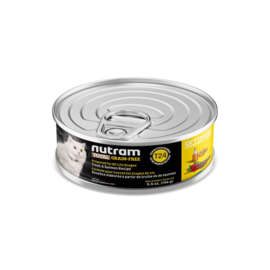 T24 Nutram Total Grain-Free Trout and Salmon 156g