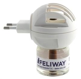Feliway verdamper plus vulling 48ml
