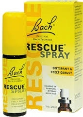 Bach Rescue Spray