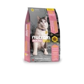 S5 Nutram Adult & Senior cat 5,4kg