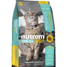 I12 Nutram Ideal Weight Control Cat 5,4kg