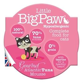 Little BigPaw atlantische tonijn 85gr