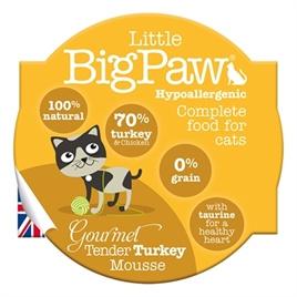 Little BigPaw kalkoen 85gr