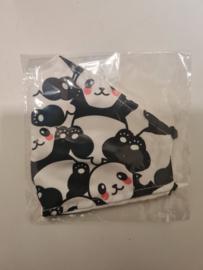 Mondkapje panda