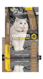 T24 Nutram Grain Free Zalm Forel 6,8kg