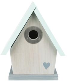 Trixie Nestkast Met Hart Voor Holenbroeders 26 x 20 x 17 cm