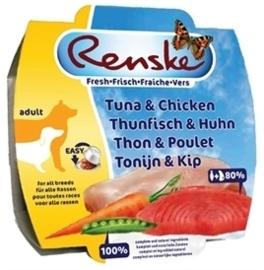 Renske Kip/Tonijn 100gr