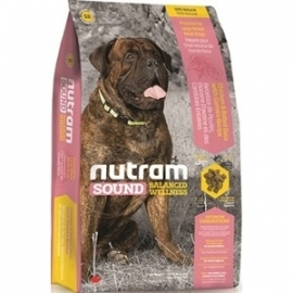 S8 Nutram Sound large breed adult dog 13,6kg