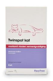 Exil Twinspot kat Flee Free 2 pipetten