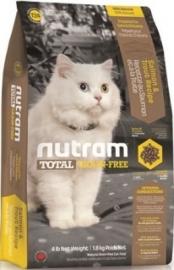 T24 Nutram Grain Free Zalm Forel 1,8kg