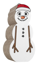 Krabkarton sneeuwpop